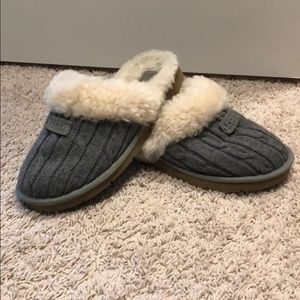Ugg Coquette slippers. Women's Size 8.